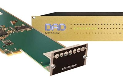 SPQ Speaker Processing Card Now Shipping