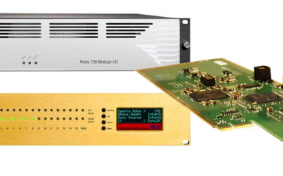 NTP Technology to Launch 1,088 Channel Dante/AES67 Routing with Sample-Rate Conversion