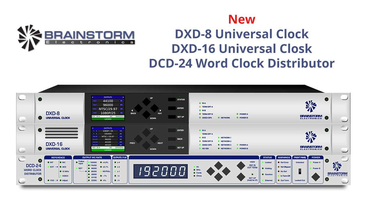 New DXD-8 DXD-16 DCD-24