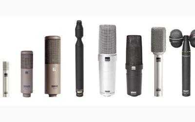 Sanken Exhibits Full Range of Chromatic Mics at Winter NAMM