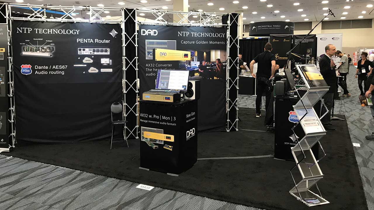 NAMM 2019 NTP and DAD