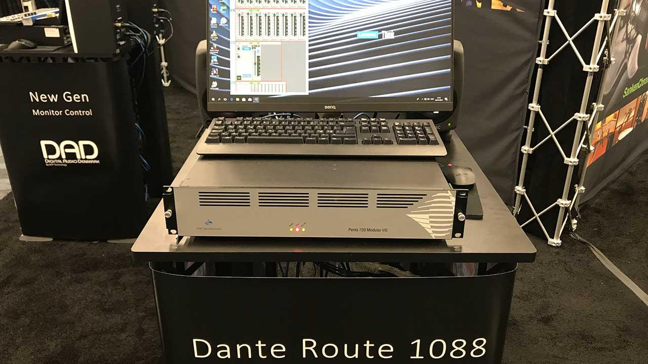 NAMM 2019 NTP Penta Router