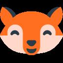:foxgrin: