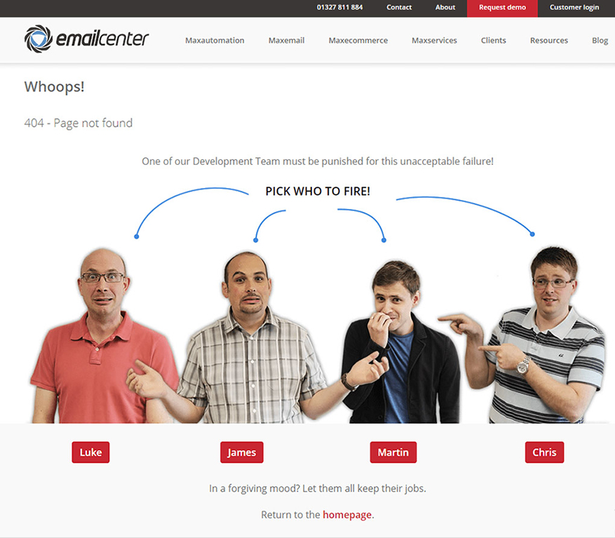 blog emailCenterUK