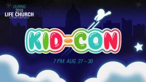 Kid Con Life Church Boise