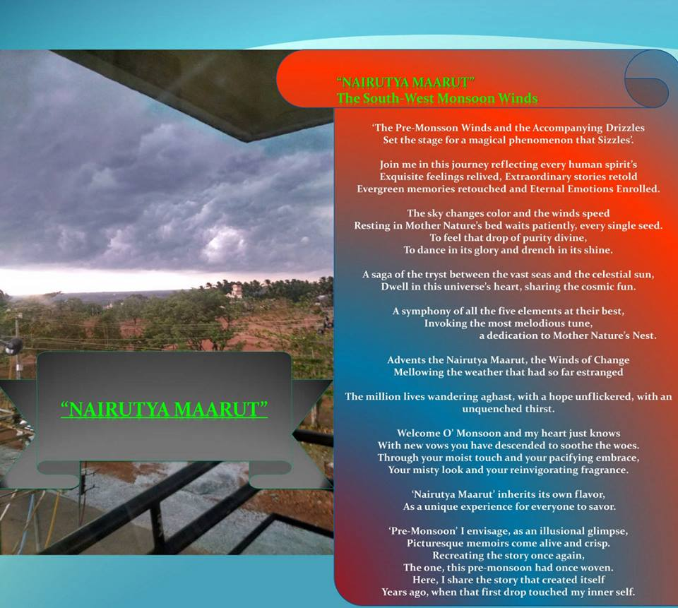 The Pre-Monsoon Winds