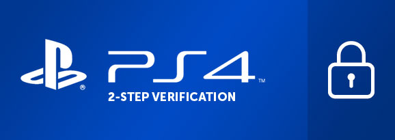 PlayStation 4 Two-step Verifcation