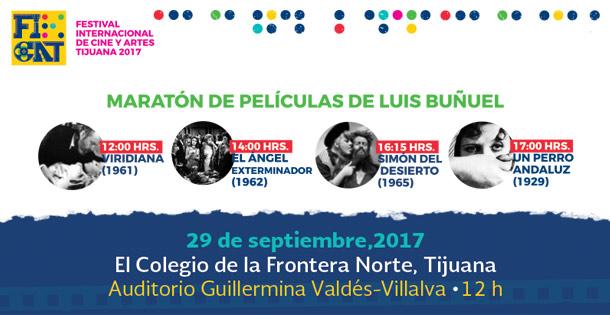 Banner ciclo buñuel, 29 sep