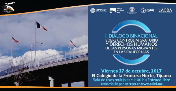 Banner 27 de octubre II Diálogo binacional sobre control migratorio y derechos humanos de las personas migrantes en las Californias (8)