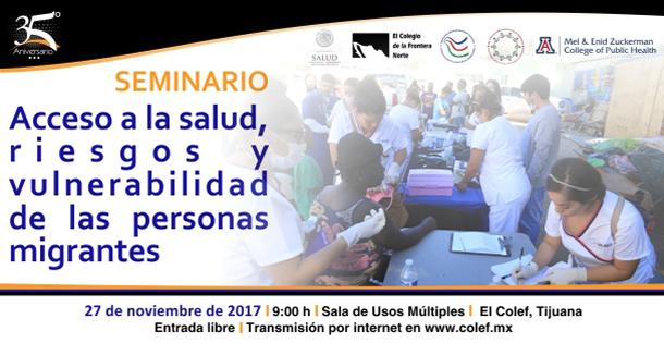 Banner SEMINARIO  Acceso a la salud, riesgos y vulnerabilidad de las personas migrantes (12)