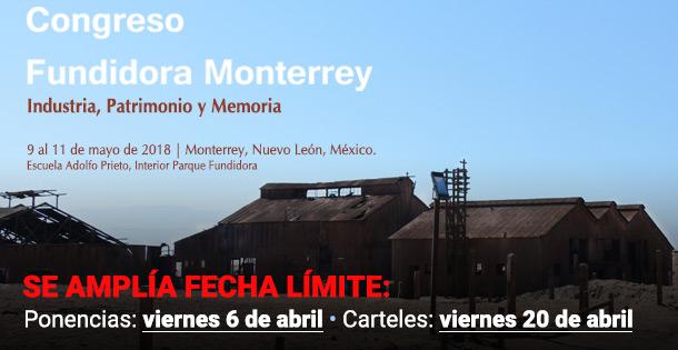 Banner convocatoria fundidora 30 de abril