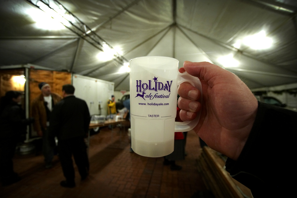 2007 Holiday Ale Festival Mug
