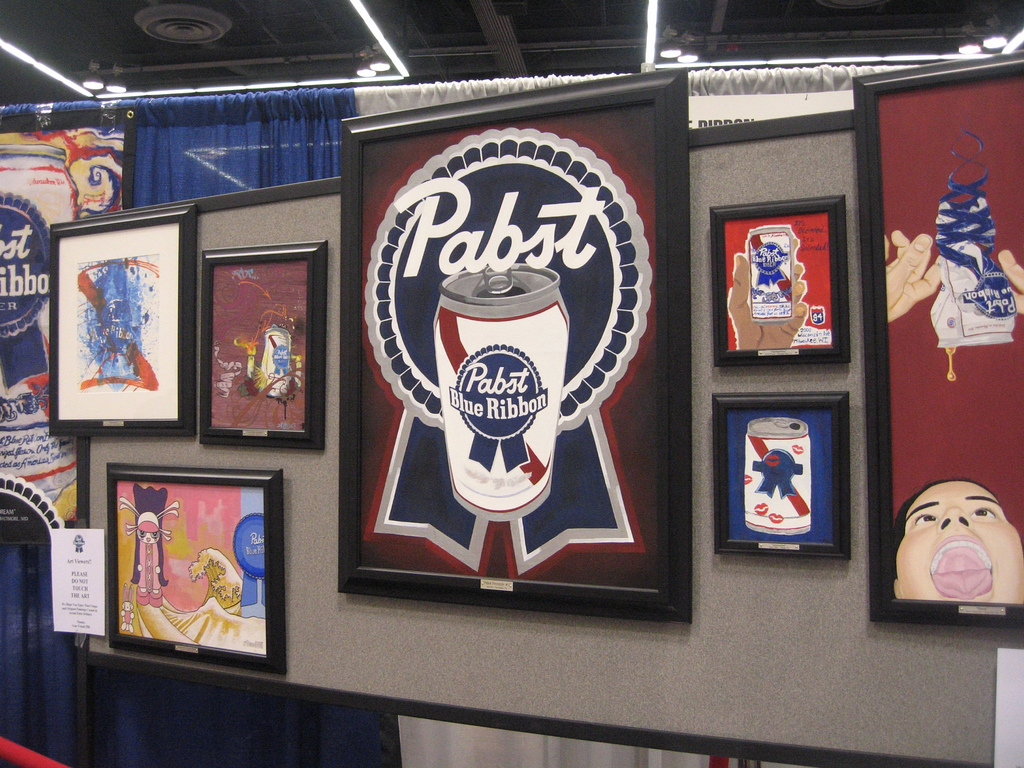 PBR Traveling Art Gallery