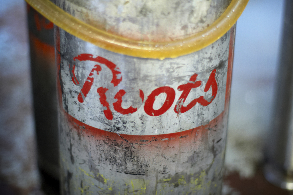Roots Organic Brewing Company
