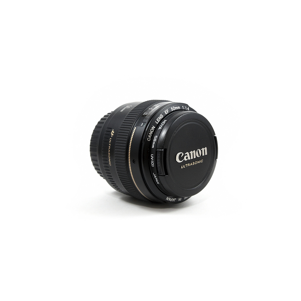 Canon 50mm Lens: Maimed In Action