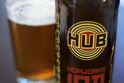 52 Beers Group, Week 40: Hopworks Urban Brewery Organic IPA