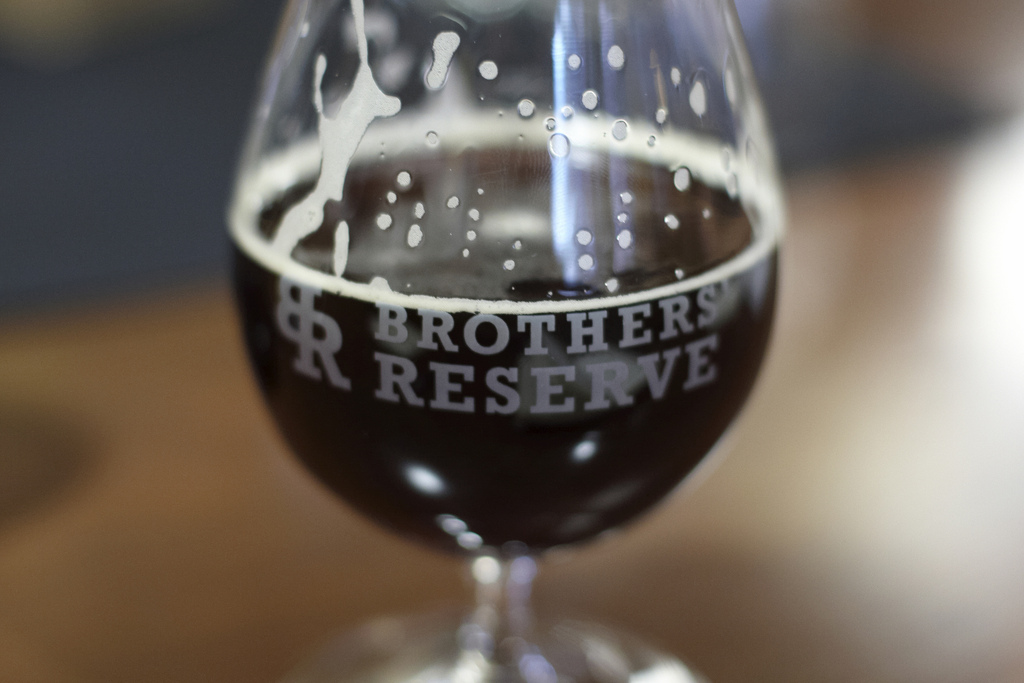 Widmer Brothers Reserve Series Release Party