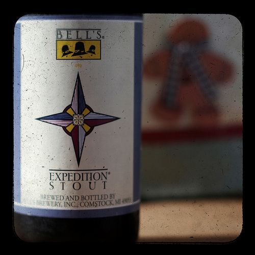 Expedition Stout, Bell's Brewery, Galesburg, MI