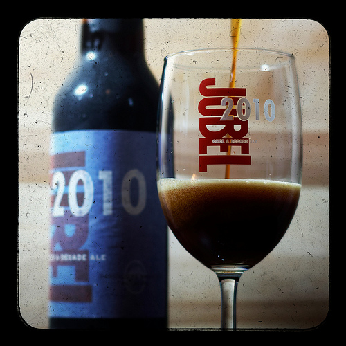 Jubel 2010, Deschutes Brewery