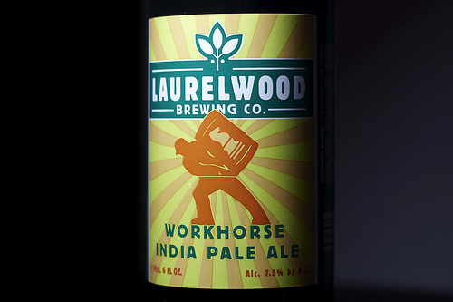 Laurelwood Brewing Co: Workhorse IPA