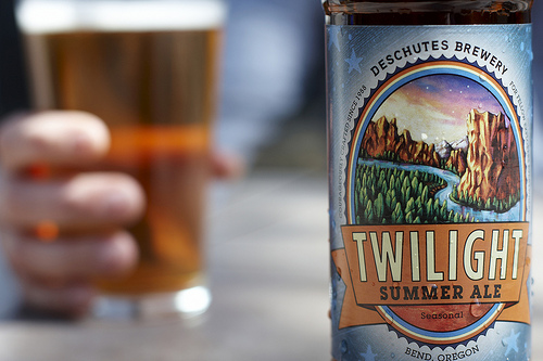 Twilight Summer Ale from Deschutes Brewery