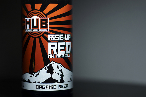 Organic Rise Up Red, Hopworks