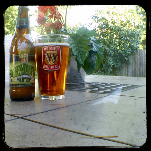 Deadlift Imperial IPA, Widmer Brothers