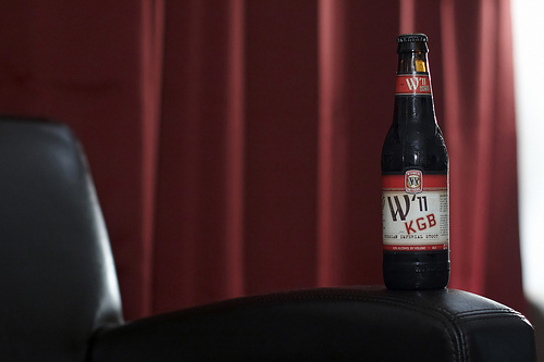 Widmer Brothers Brewing: KGB Russian Imperial Stout (W'11)
