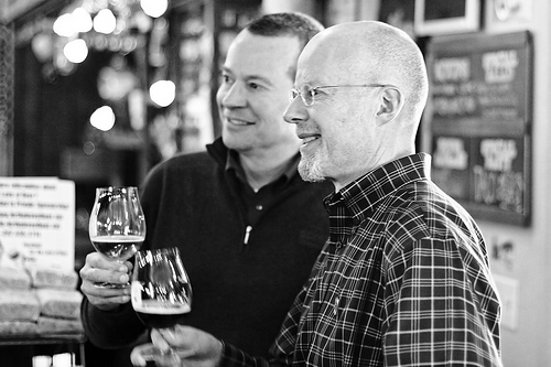 Widmer Brothers Brewing: Media Event