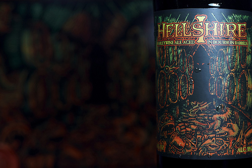 Hellshire I from Oakshire Brewing