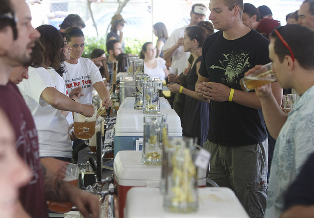 Portland Fruit Beer Festival 2011