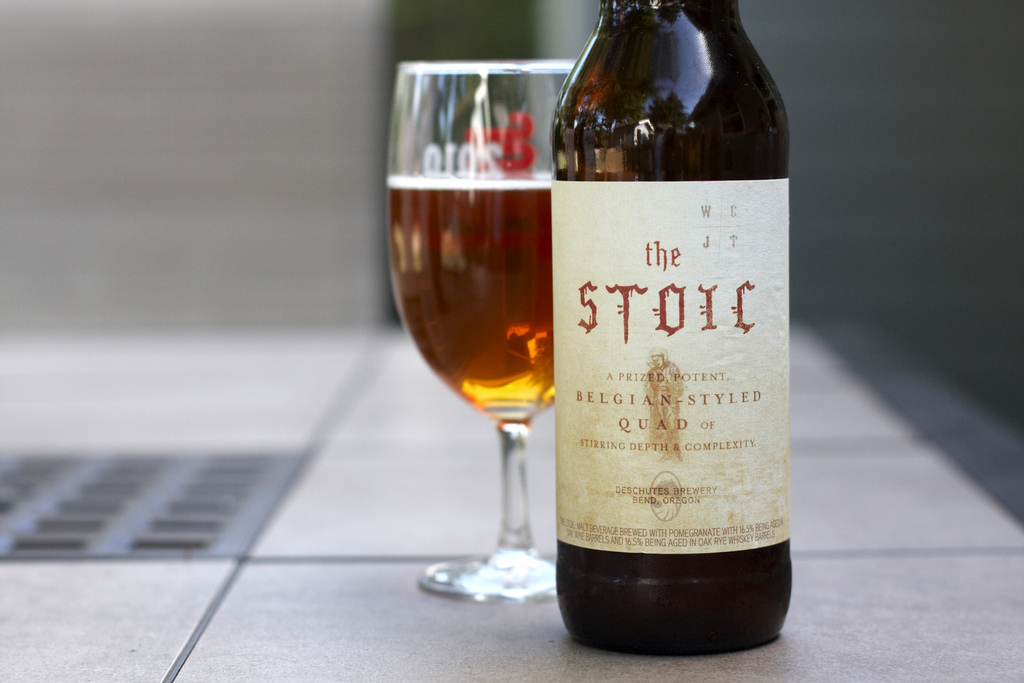 The Stoic from Deschutes Brewery