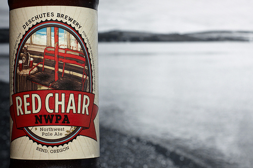 Red Chair NWPA from Deschutes Brewery