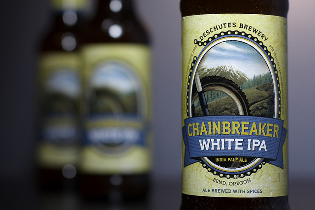 Chainbreaker White IPA from Deschutes Brewery