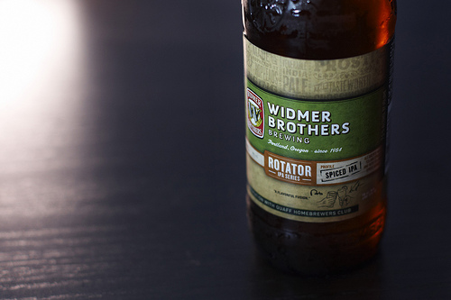 Widmer Brothers Spiced IPA