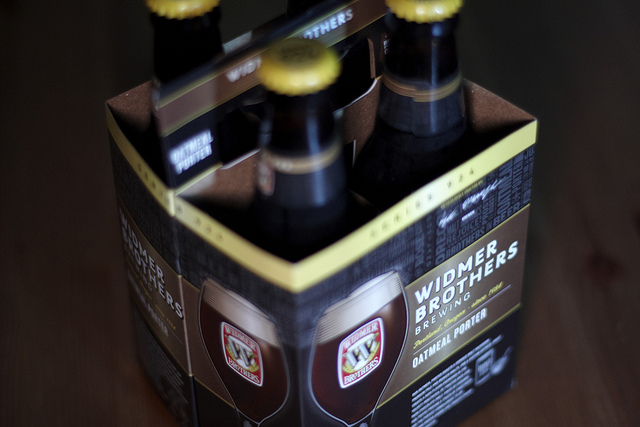 Oatmeal Porter from Widmer Brothers Brewing