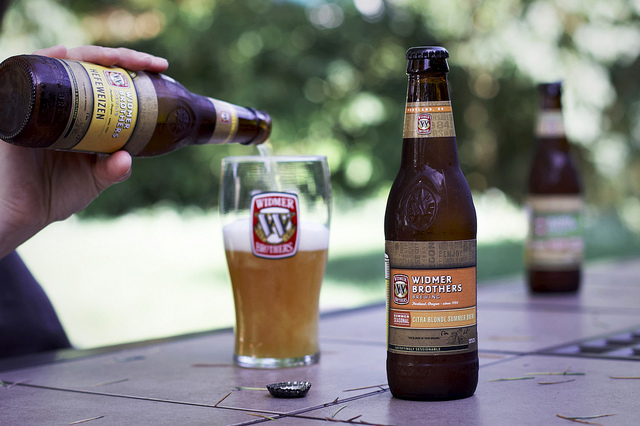 Summer Beers from Widmer Brothers Brewing