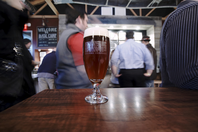 Base Camp Brewing: Pre-Grand Opening