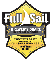 Full Sail Dans Satin Stout