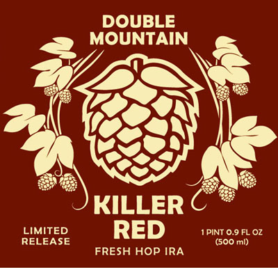 Double Mountain Killer Red