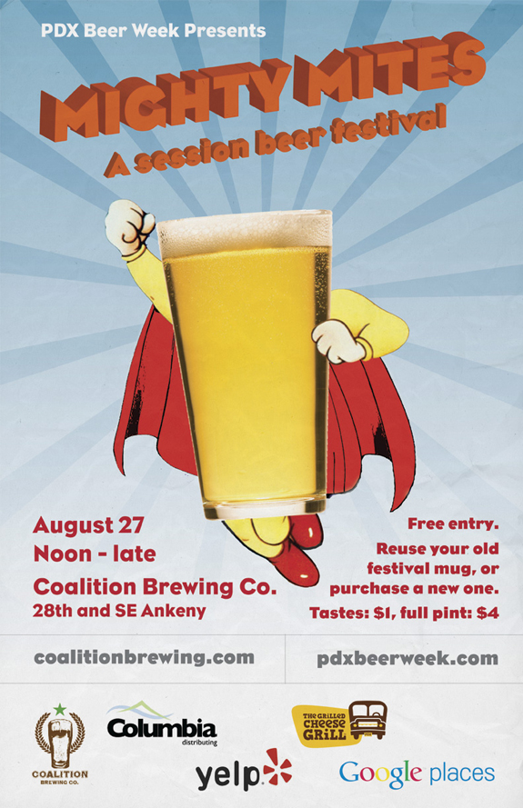 Mighty Mites - A Session Beer Festival