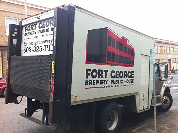 Fort George Truck