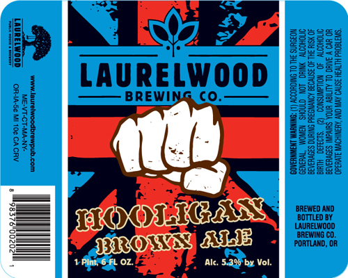 Hooligan Brown Ale