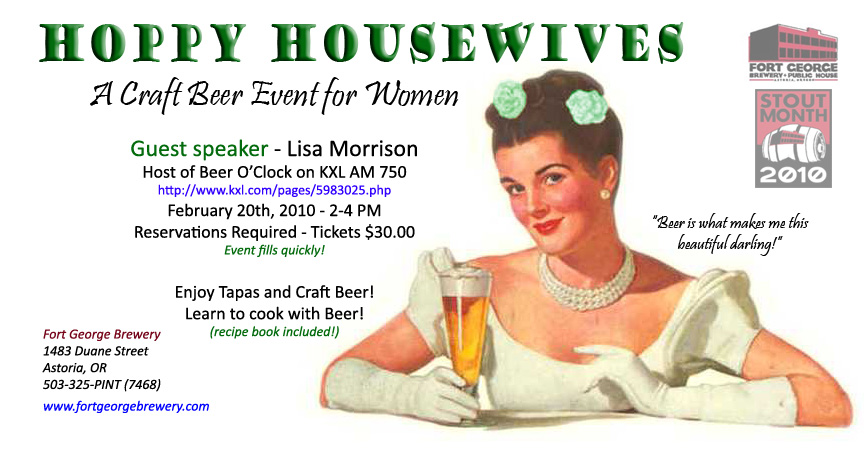 Hoppy Housewives