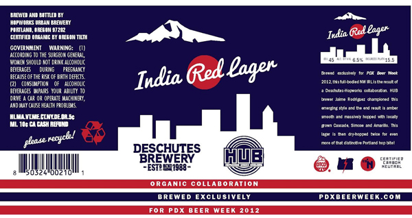 India Red Lager