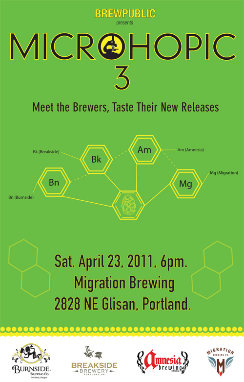 Brewpublic Presents Microhopic 3