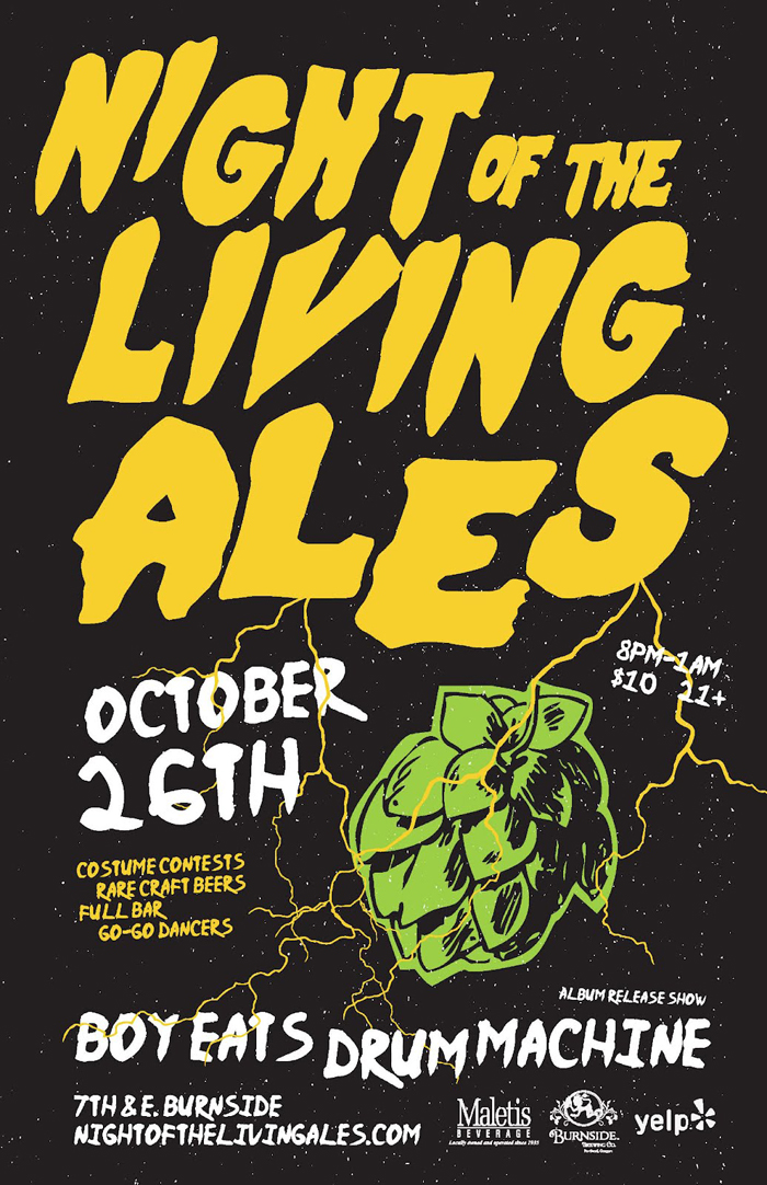 Night of the Living Ales