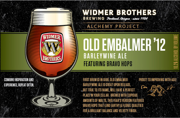 Old Embalmer from Widmer Brothers Brewing