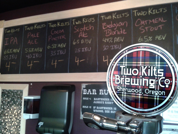Two Kilts Brewing