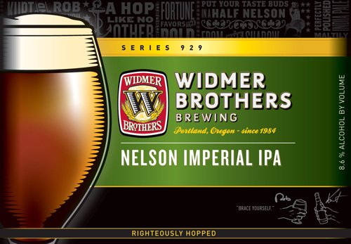 Widmer Brothers Nelson Imperial IPA